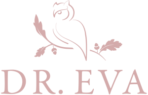 Dr. Eva Malanowski Logo Blush
